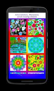 Coloring Book & Adult screenshot 22