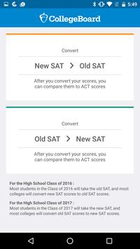 SAT Score Converter for Android - APK Download