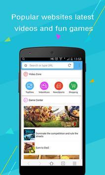 FoxHound Browser-Rapid,Tiny apk screenshot