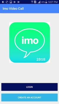 free calls for Imo chat and video . screenshot 1