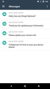 MobileAtWork screenshot 2