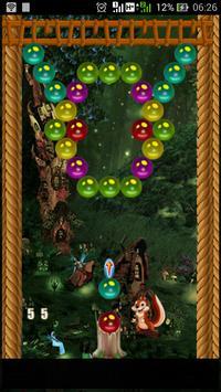 Forest Bubble apk screenshot