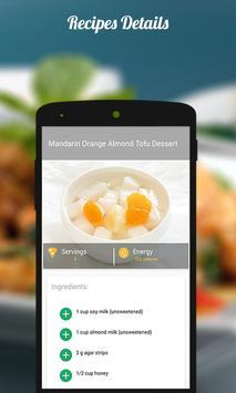 Tofu Recipes apk screenshot