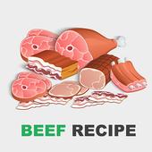 Beef Recipes icon