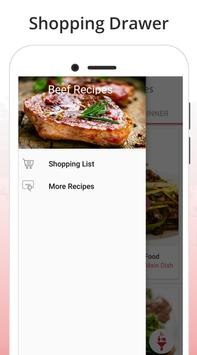 Beef Recipes screenshot 4