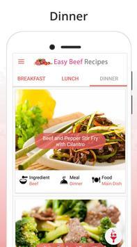 Beef Recipes screenshot 2