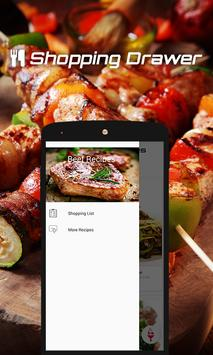 Beef Recipes - 100+ Best Ground Beef Recipes apk screenshot