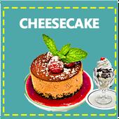 Cheesecake Recipes icon