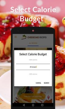Cheesecake Recipes apk screenshot