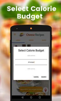 Cheese Recipes screenshot 4