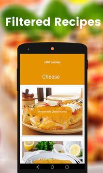 Cheese Recipes apk screenshot
