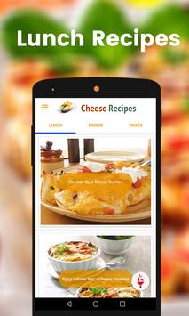 Cheese Recipes poster