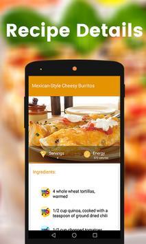 Cheese Recipes screenshot 1