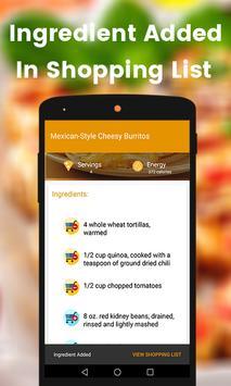 Cheese Recipes screenshot 2
