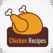 Chicken Recipes icon