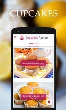 Cupcake Recipes poster