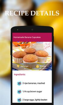 Cupcake Recipes screenshot 1