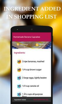 Cupcake Recipes screenshot 2