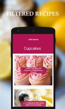 Cupcake Recipes screenshot 4