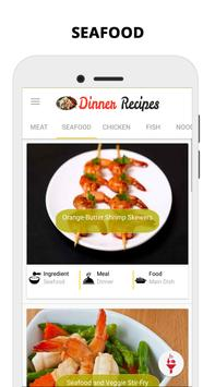 Dinner Recipes screenshot 5