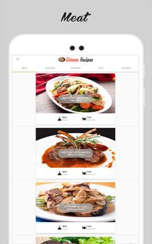 Dinner Recipes screenshot 8