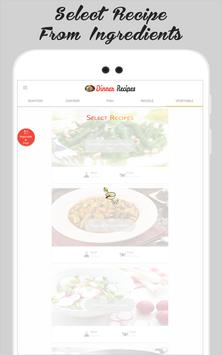 Dinner Recipes screenshot 15