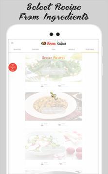 Dinner Recipes screenshot 15