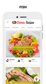 Dinner Recipes screenshot 1