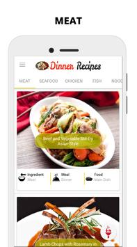 Dinner Recipes screenshot 2