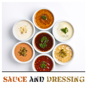 DIP DRESSING AND SAUCE RECIPES icon