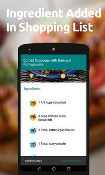 Middle Eastern Recipes apk screenshot