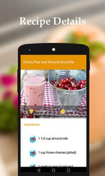 QUICK AND EASY VITAMIX SMOOTHIE RECIPES apk screenshot