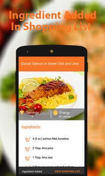 Salmon Recipes Ekran Görüntüsü 4