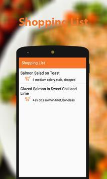 Salmon Recipes Ekran Görüntüsü 5