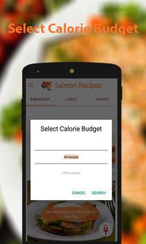 Salmon Recipes Ekran Görüntüsü 6