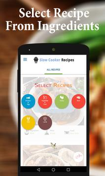 Slow Cooker Recipes - Healthy Crock pot Recipes apk screenshot