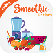 Smoothie Recipes - Healthy Smoothie Recipes icon