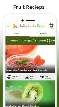 Smoothie Recipes - Healthy Smoothie Recipes poster