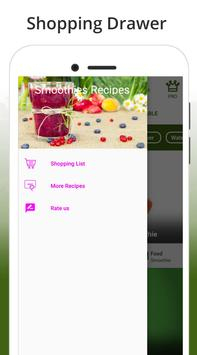 Smoothie Recipes - Healthy Smoothie Recipes apk screenshot