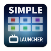 Simple TV Launcher ícone