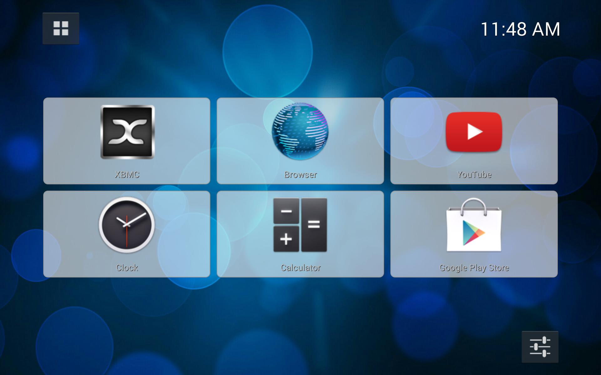 Simple TV Launcher for Android - APK Download