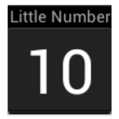 Little Numbers icon
