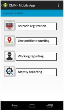 CRIS-CMM-TrackTrace apk screenshot