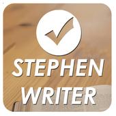 Stephen Writer icon
