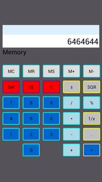 Basic Calculator apk screenshot
