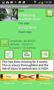 Municipal Service Mapper screenshot 3
