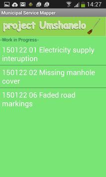 Municipal Service Mapper screenshot 2