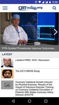 CRT Online App poster