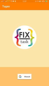 Fix Task poster