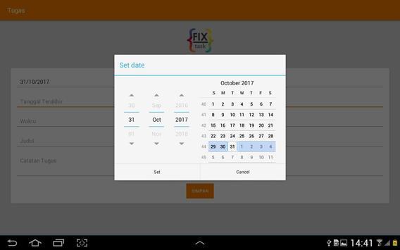 Fix Task screenshot 8